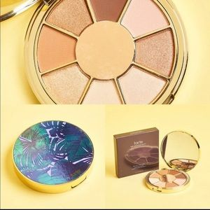 NEW Tarte Be Yours. Naturally. Eyeshadow palette